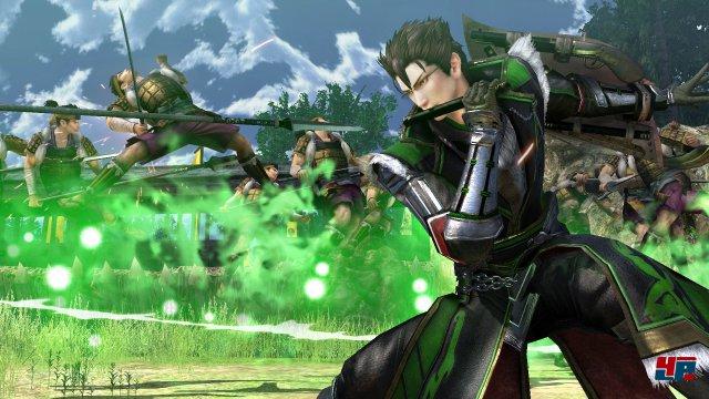 Screenshot - Samurai Warriors 4 (PlayStation4) 92492915