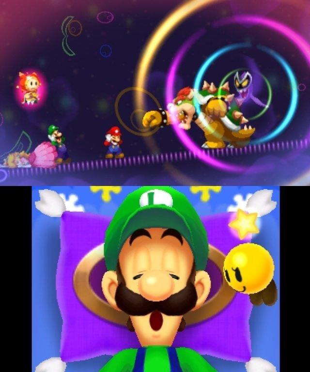 Screenshot - Mario & Luigi: Dream Team Bros. (3DS) 92462421