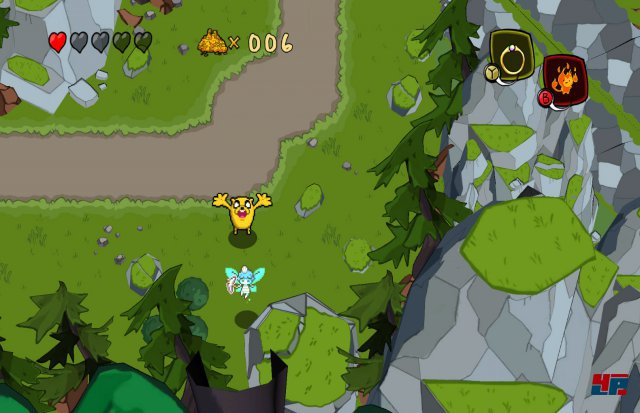 Screenshot - Adventure Time: Secret of the Nameless Kingdom (360) 92490370