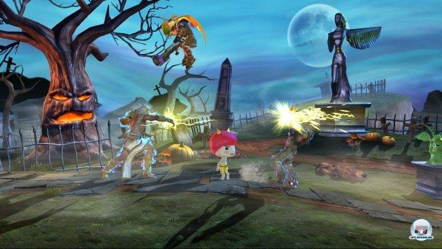 Screenshot - PlayStation All-Stars: Battle Royale (PlayStation3)