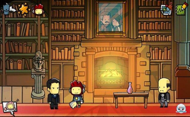 Screenshot - Scribblenauts Unmasked: A DC Comics Adventure (3DS) 92462856