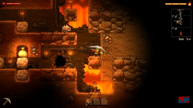 Screenshot - SteamWorld Dig (PlayStation4) 92477254