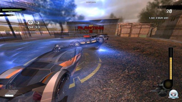 Screenshot - Smash 'N' Survive (PlayStation3) 2309897