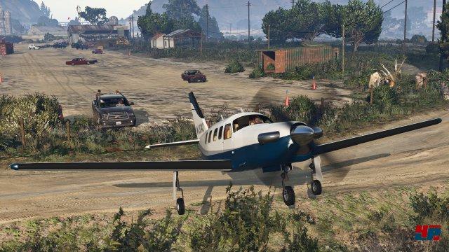 Screenshot - Grand Theft Auto 5 (360) 92496493