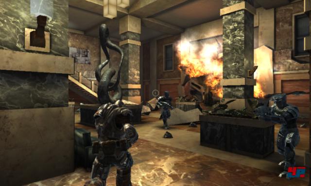 Screenshot - IronFall Invasion (3DS) 92500647