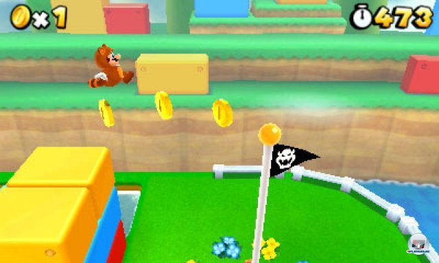 Screenshot - Super Mario 3D Land (3DS) 2280207