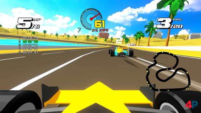 Screenshot -  Formula Retro Racing (PC) 92613409