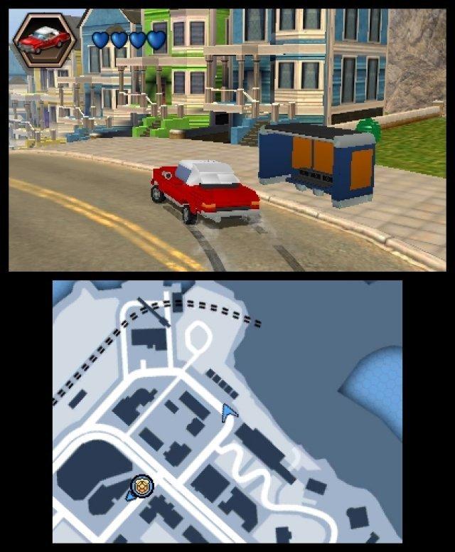 Screenshot - Lego City: Undercover (3DS) 92459494