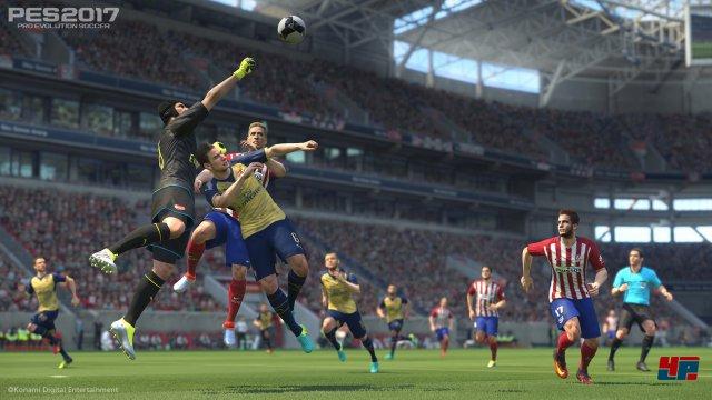 Screenshot - Pro Evolution Soccer 2017 (PC) 92527963