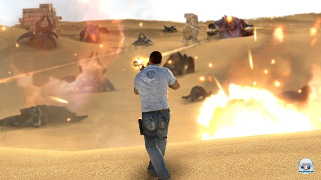 Screenshot - Serious Sam 3: BFE (PC) 2243762