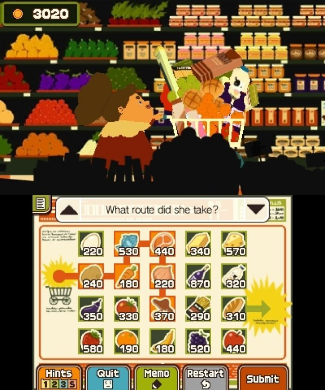 Screenshot - Professor Layton and the Azran Legacy (3DS) 92466002