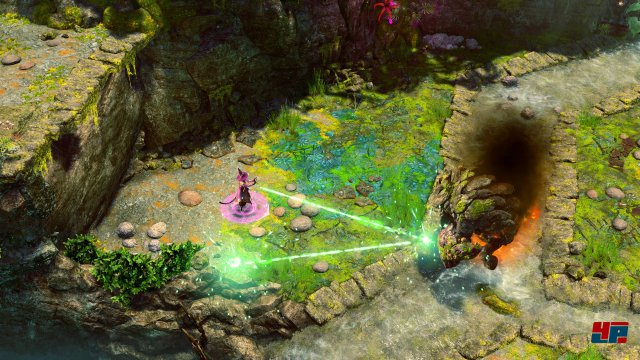 Screenshot - Nine Parchments (PC) 92531007