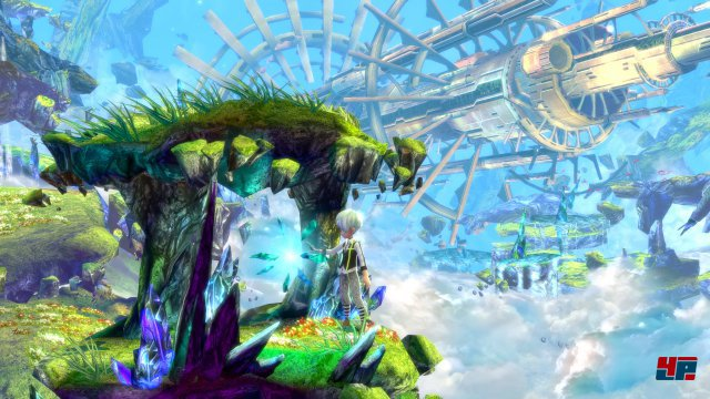 Screenshot - Exist Archive: The other Side of the Sky (PlayStation4)