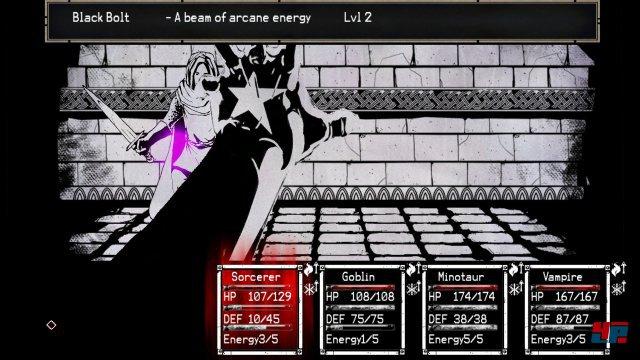 Screenshot - Paper Sorcerer (PC) 92476201
