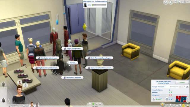 Screenshot - Die Sims 4: An die Arbeit (PC) 92502717