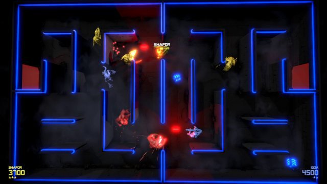 Screenshot - Wizard of Walls (PC)