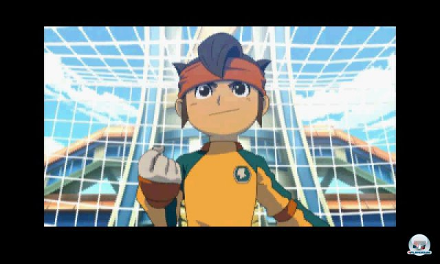 Screenshot - Inazuma Eleven 3: Kettenblitz (3DS)