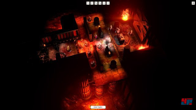 Screenshot - Warhammer Quest 2: The End Times (Mac)