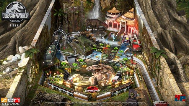Screenshot - Jurassic World Pinball (PC) 92560039