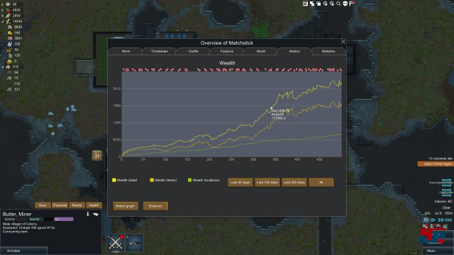 Screenshot - RimWorld (Linux) 92526483