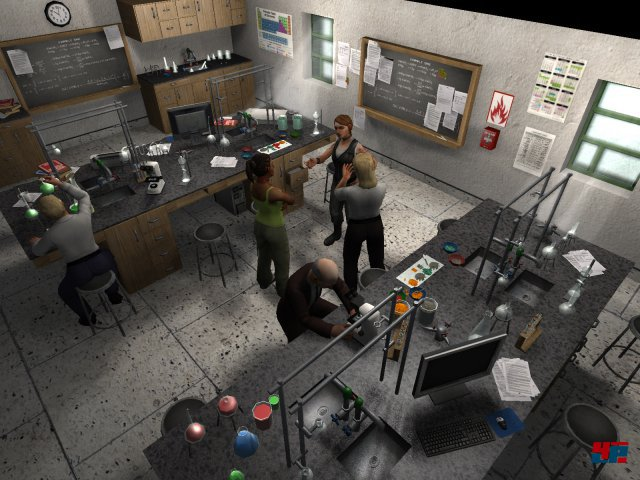 Screenshot - Dead State (PC) 92480125