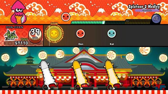 Screenshot - Taiko no Tatsujin: Drum 'n' Fun! (Switch) 92570312
