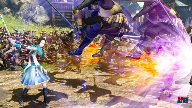Screenshot - Samurai Warriors 4-2 (PC) 92513203