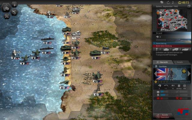 Screenshot - Panzer Tactics HD (iPad) 92482719