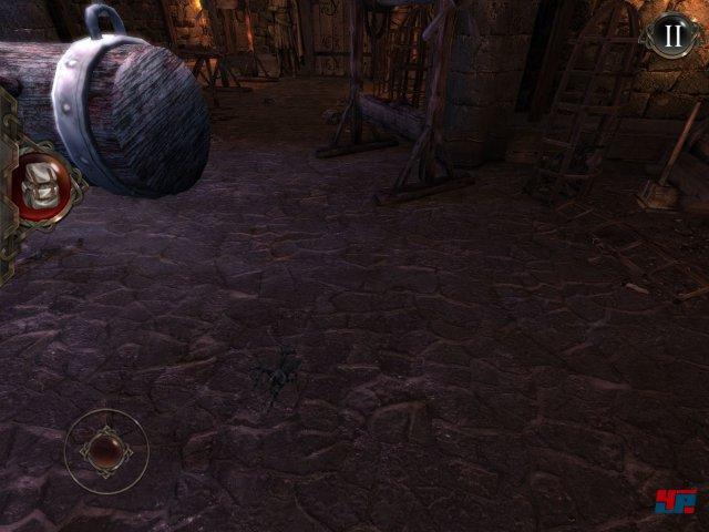 Screenshot - Hellraid: The Escape (iPad) 92486569