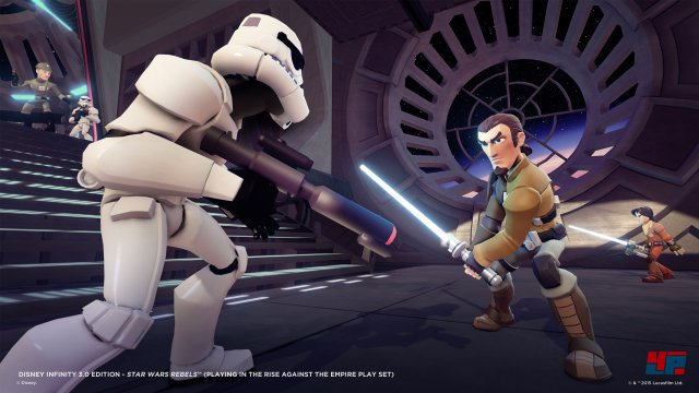 Screenshot - Disney Infinity 3.0: Play Without Limits (360) 92506752