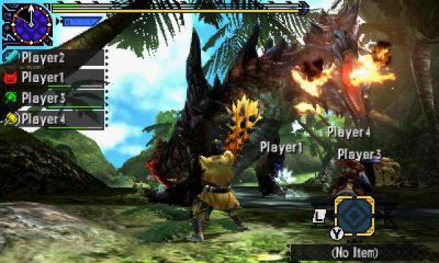 Screenshot - Monster Hunter Generations (3DS) 92530896