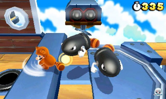 Screenshot - Super Mario 3D Land (3DS) 2280177