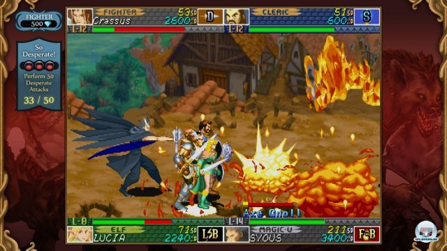 Screenshot - Dungeons & Dragons: Chronicles of Mystara (360) 92461766