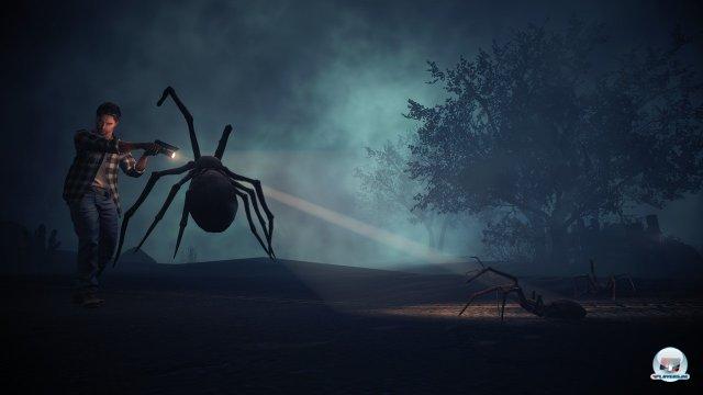Screenshot - Alan Wake's American Nightmare (360)