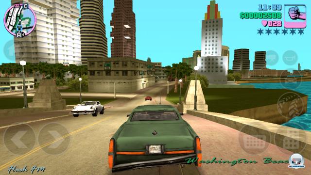 Screenshot - Grand Theft Auto: Vice City (iPhone) 92430662