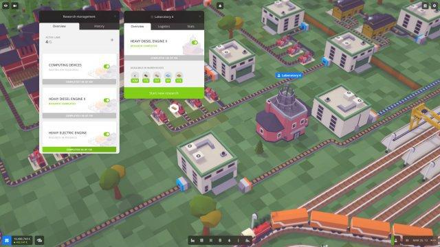 Screenshot - Voxel Tycoon (PC)