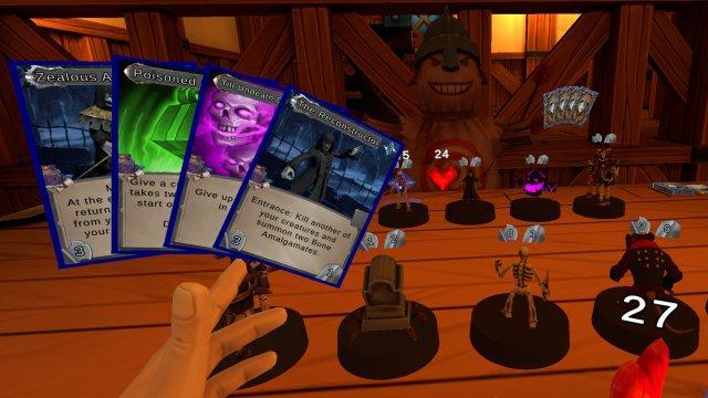 Screenshot - Cards & Tankards (HTCVive, OculusQuest, OculusRift, ValveIndex, VirtualReality) 92640163