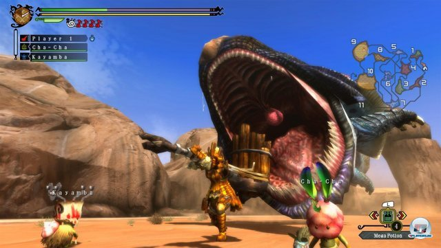 Screenshot - Monster Hunter 3 Ultimate (Wii_U) 92410782
