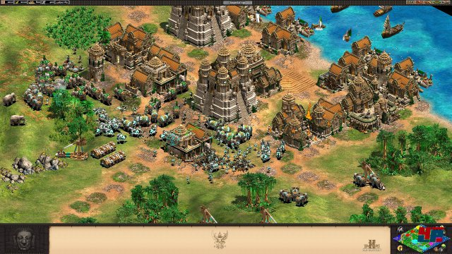 Screenshot - Age of Empires 2 (HD) (PC)