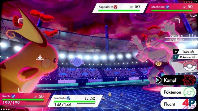 Screenshot - Pokémon Schwert & Schild (Switch)