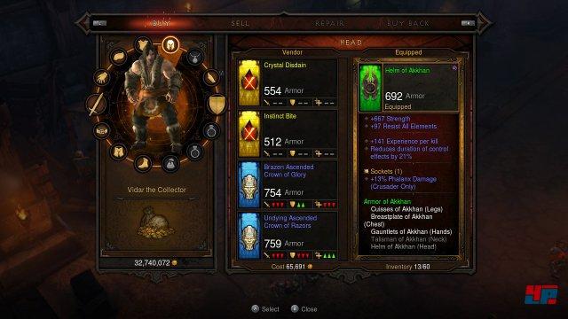 Screenshot - Diablo 3: Reaper of Souls (Switch) 92571503