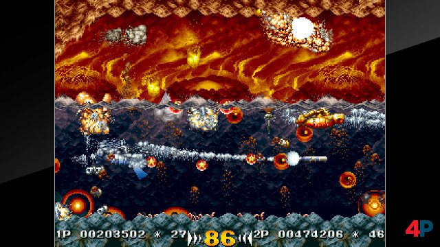 Screenshot - Arcade Archives: In the Hunt (PS4) 92610398