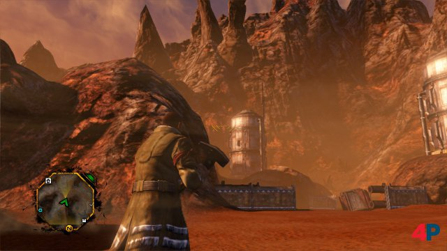 Screenshot - Red Faction: Guerrilla (Switch)