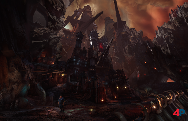 Screenshot - Der Herr der Ringe: Gollum (PC)