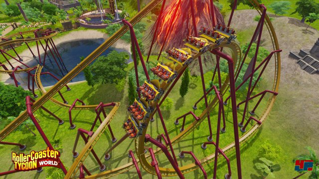 Screenshot - RollerCoaster Tycoon World (PC) 92537621