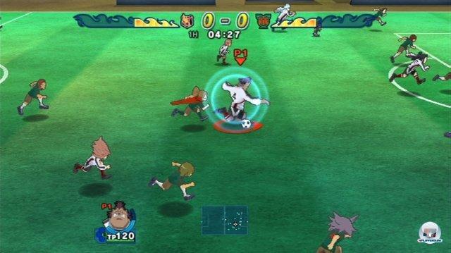 Screenshot - Inazuma Eleven Strikers (Wii) 2394037
