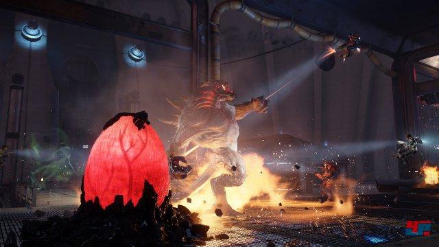 Man nehme den Zombie-Hit von Valve und stelle sich vor, dass sich das Koop-Team bei den Auseinandersetzungen mit dem zähen Tank nicht mit einer KI, sondern einem anderen Spieler herumschlagen müsste.