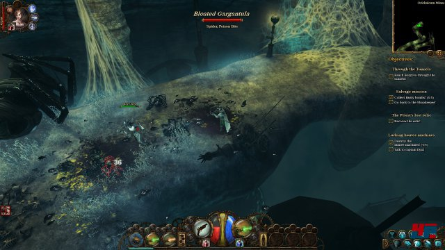 Screenshot - The Incredible Adventures of Van Helsing: Final Cut (PC) 92516025