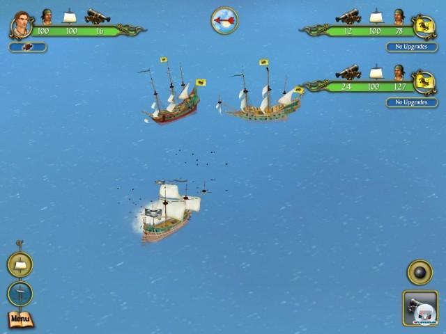 Screenshot - Sid Meier's Pirates! (iPad) 2242167