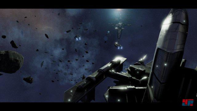 Screenshot - Battlestar Galactica Deadlock (PC) 92565080